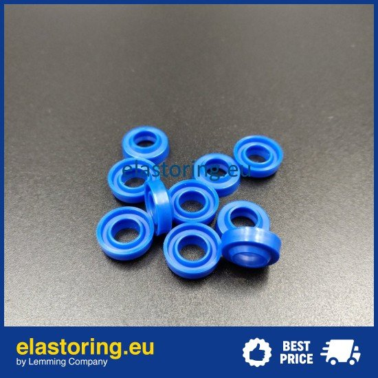 Pneumatic seal K52-10*14*3,4/3,7 PU