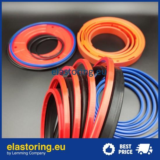 Seal kit CS18/5 EDBRO -5 stages